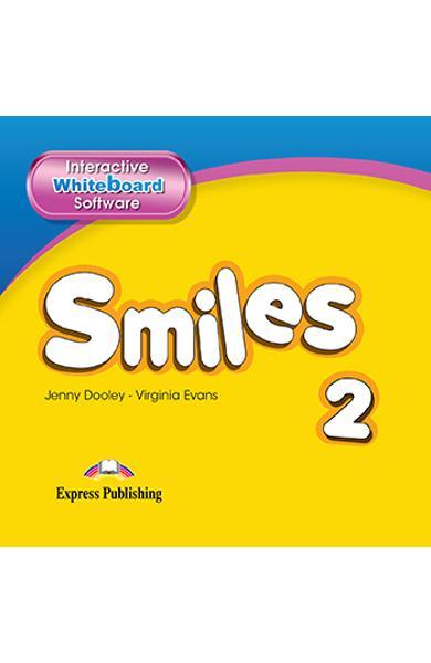Curs Lb. Engleza Smiles 2 Software pentru Tabla Interactiva 978-1-78098-741-5