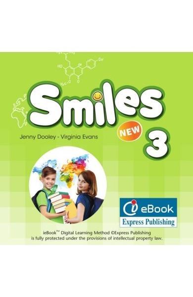 Curs Lb. Engleza Smiles 3 ieBook 978-1-78098-745-3