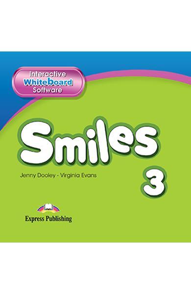 Curs Lb. Engleza Smiles 3 Software pentru Tabla Interactiva 978-1-78098-752-1