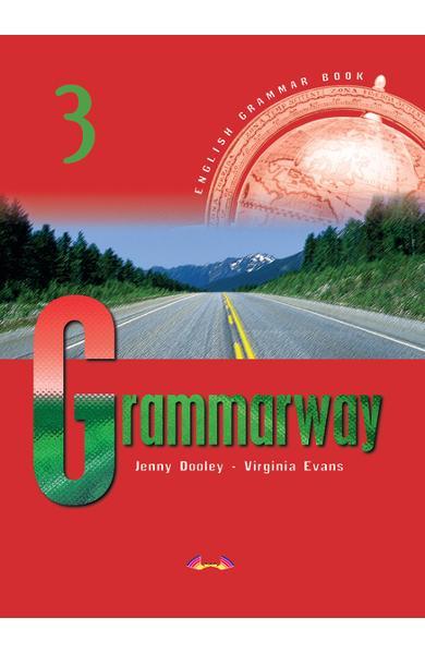 Curs de gramatică limba engleză Grammarway 3 Manualul elevului 978-1-903128-94-7