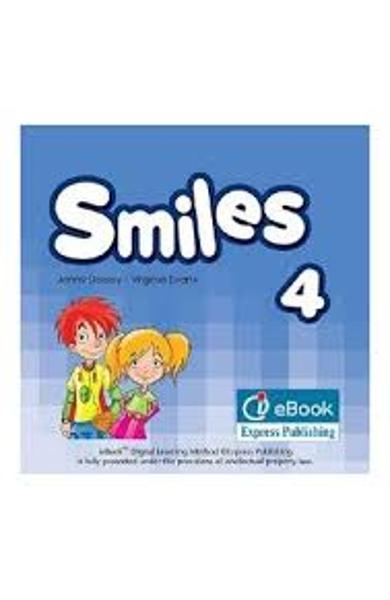 Curs Lb. Engleza Smiles 4 ieBook 978-1-78098-756-9