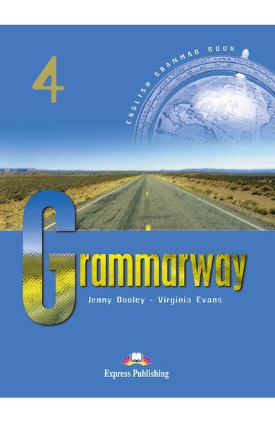 Curs de gramatică limba engleză Grammarway 4 Manualul elevului 978-1-903128-97-8