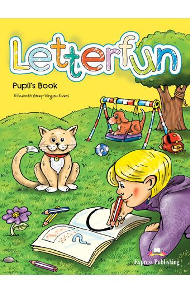 Curs lb. Engleza - Letterfun - Manualul elevului 978-1-84216-965-0