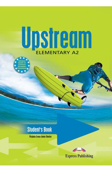 Curs limba engleză Upstream Elementary Manualul elevului
