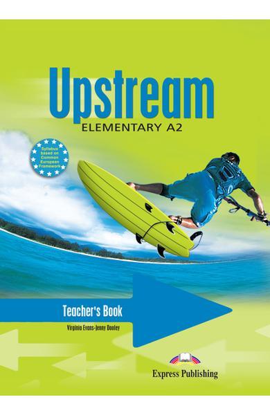 Curs limba engleză Upstream Elementary Manualul profesorului
