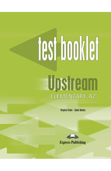 Curs limba engleză Upstream Elementary Teste