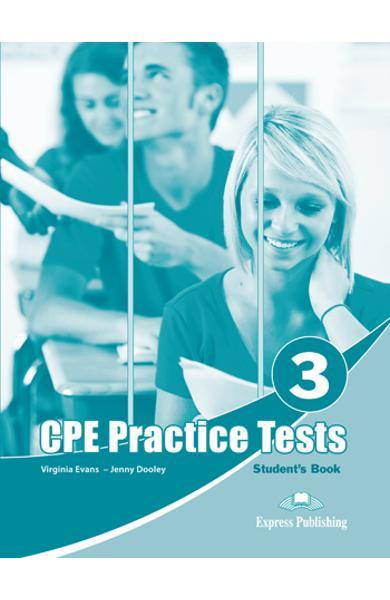 Teste lb. engleză - CPE Practice Tests 3 Manualul elevului