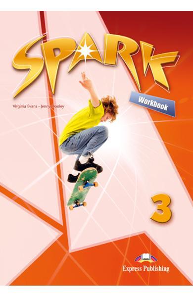 Curs limba engleza Spark 3 Monstertrackers Caietul elevului 978-1-84974-694-6