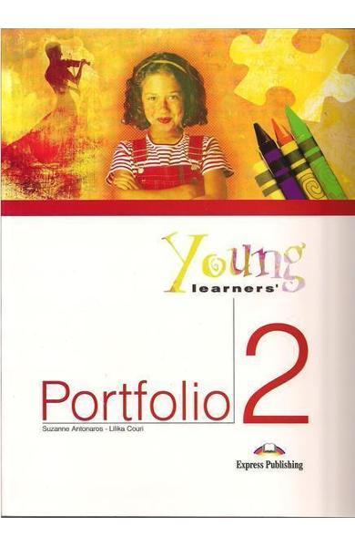Caiet de lucru Young Learners' Portfolio 2