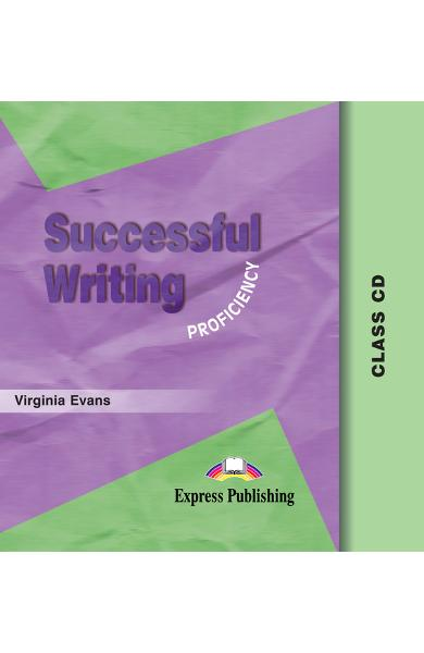 Curs limba engleză Successful Writing Proficiency CD Audio