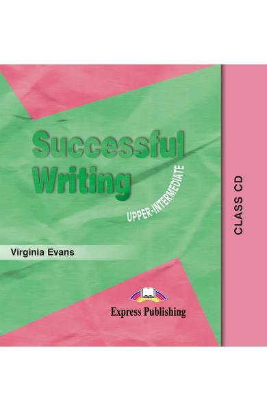 Curs limba engleză Successful Writing Upper-intermediate CD Audio