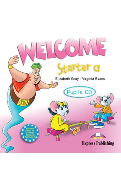 Curs lb. Engleza - Welcome Starter A Audio CD elev 978-1-84558-368-2