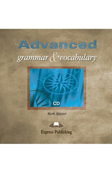 Curs lb. engleză - Advanced Grammar and Vocabulary Audio CD
