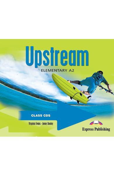 Curs limba engleză Upstream Elementary Audio CD (set 3 CD)