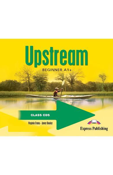 Curs limba engleză Upstream Beginner Audio CD (set 3 CD)