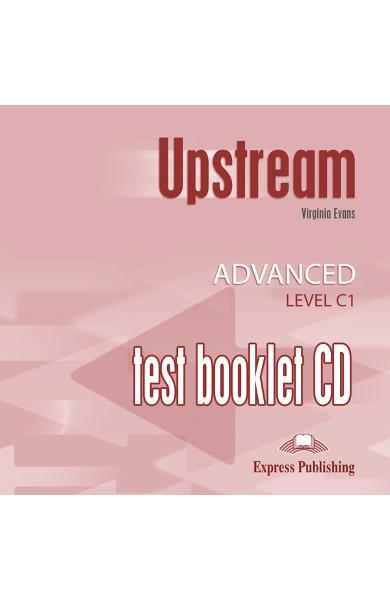 Curs limba engleză Upstream Advanced Teste CD-ROM editie veche