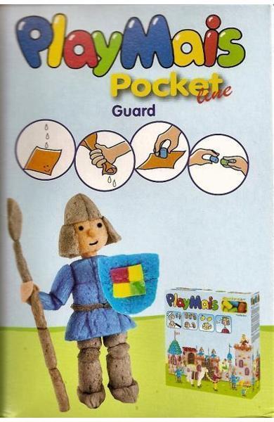 Material de construit şi modelat playmais pochet line guard
