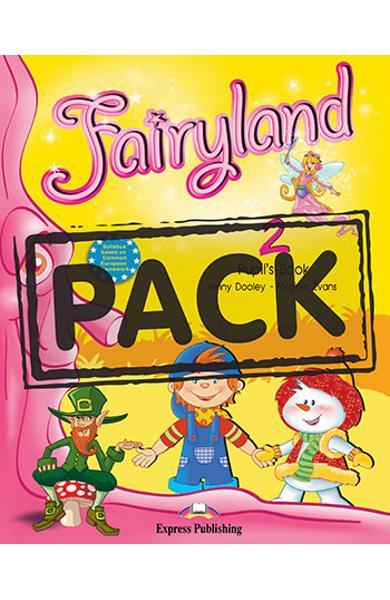 Curs limba engleză Fairyland 2 Pachetul elevului (manual+Multi-ROM)