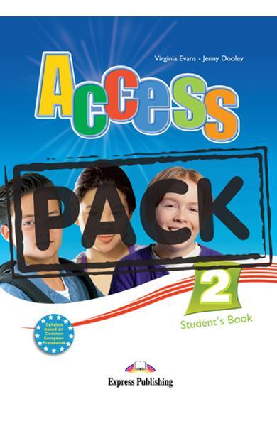 Curs limba engleza Access 2 Pachetul elevului cu ieBook