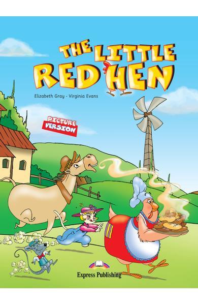 Literatură adaptată The Little Red Hen 978-1-84558-292-0