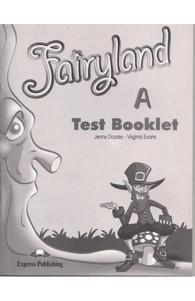 Curs limba engleză Fairyland 3 Teste