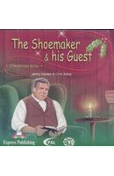 Literatura adaptata pt.copii - The Shoemaker and His Guest - AUDIO CD 978-1-84325-702-8