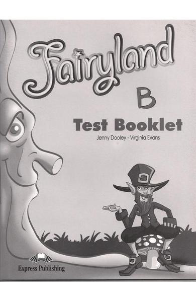 Curs limba engleză Fairyland 4 Teste