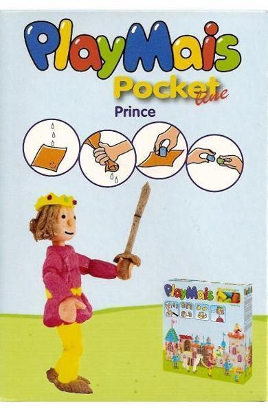 Material de construit şi modelat playmais pochet line prince