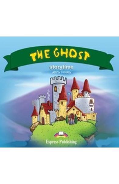 Literatura adaptata pentru copii The Ghost - DVD