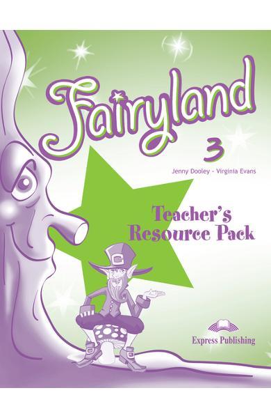 Curs limba engleză Fairyland 3 Material adițional pentru profesor