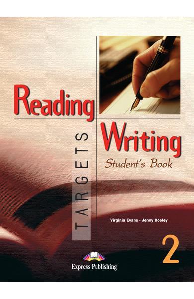Curs limba engleză Reading and Writing Targets 2 Manualul elevului