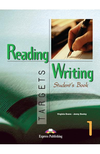 Curs limba engleză Reading and Writing Targets 1 Manualul elevului