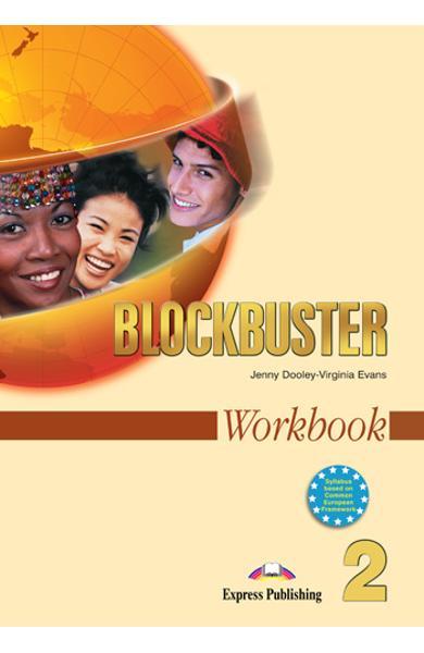 Curs limba engleză Blockbuster 2 Caietul elevului