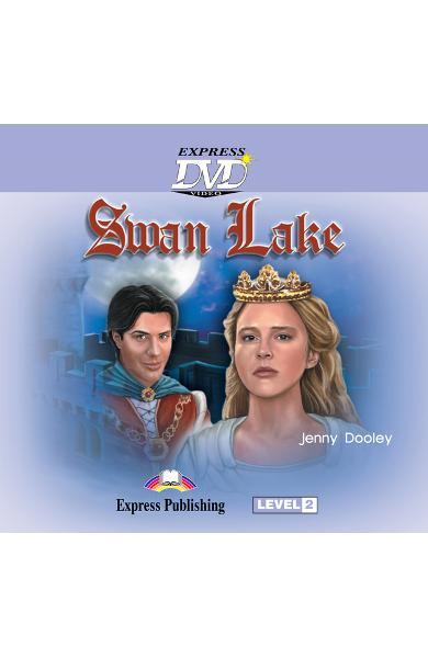 Literatură adaptată pt. copii Swan Lake DVD 978-1-84558-787-1