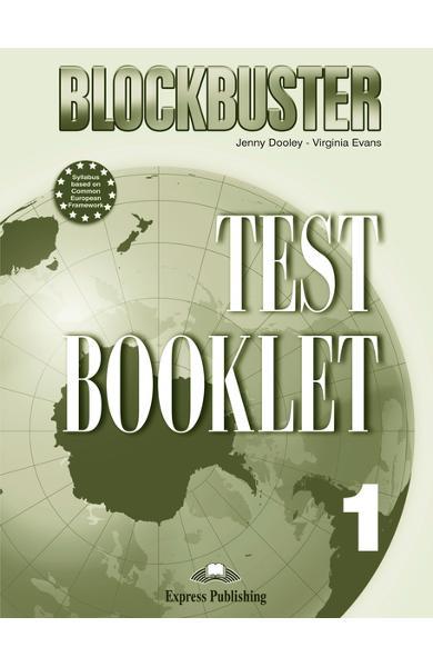 Curs limba engleză Blockbuster 1 Teste