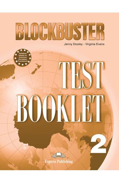 Curs limba engleză Blockbuster 2 Teste