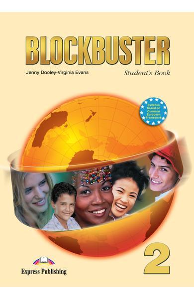 Curs limba engleză Blockbuster 2 Manualul elevului