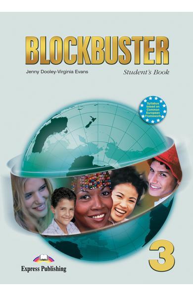 Curs limba engleză Blockbuster 3 Manualul elevului