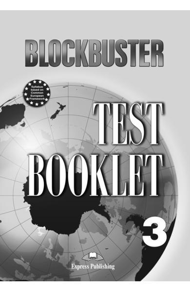 Curs limba engleză Blockbuster 3 Teste