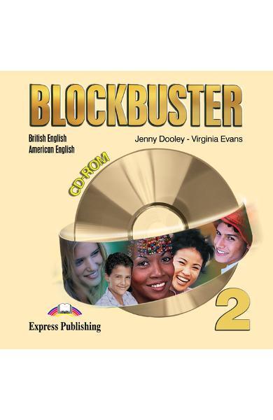 Curs limba engleză Blockbuster 2 CD-ROM