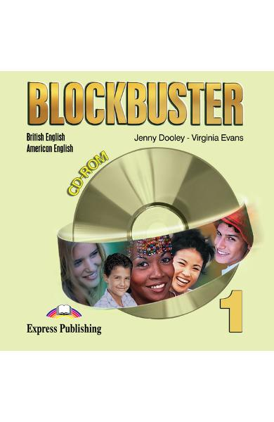 Curs limba engleză Blockbuster 1 CD-ROM