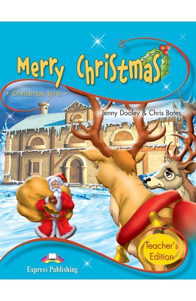 Literatură adaptată Merry Christmas Cartea profesorului