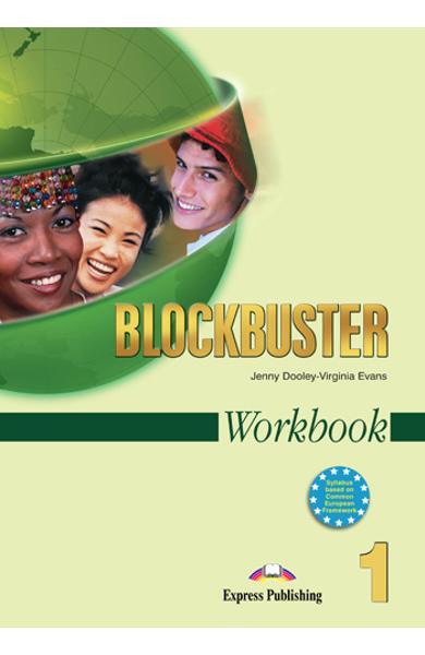 Curs limba engleză Blockbuster 1 Caietul elevului
