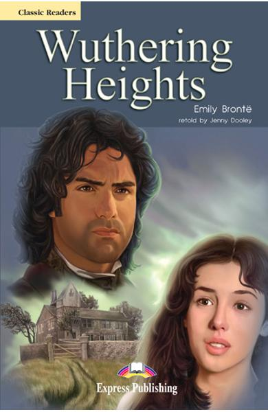 Literatura adaptata pt.copii - Wuthering Heights 978-1-84679-831-3