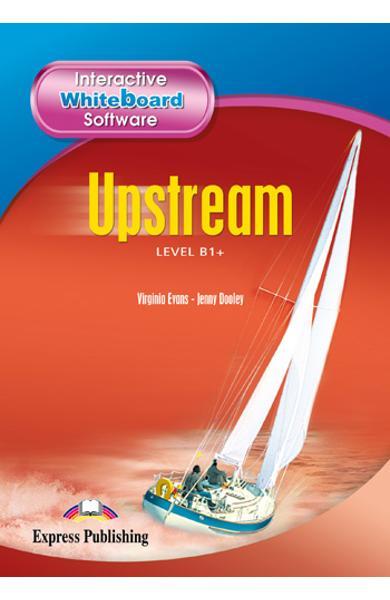 Curs limba engleza Upstream B1+ Software pt. tabla magnetica interactiva 978-1-84862-194-7