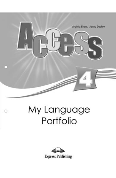 Curs limba englez Access 4 My Language Portfolio