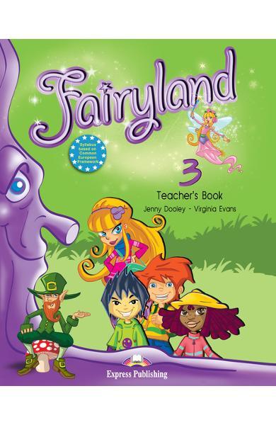 Curs limba engleză Fairyland 3 Manualul profesorului