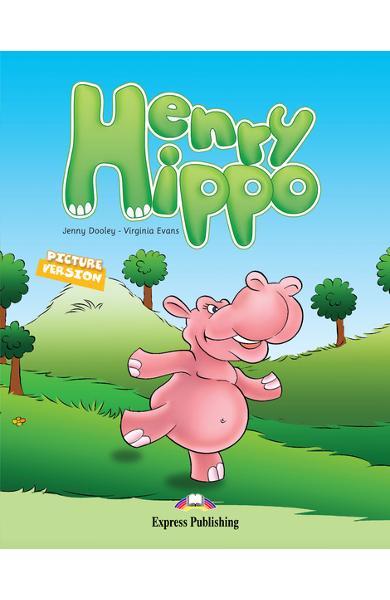 Literatură adaptată Henry Hippo cu CD 978-1-84679-599-2
