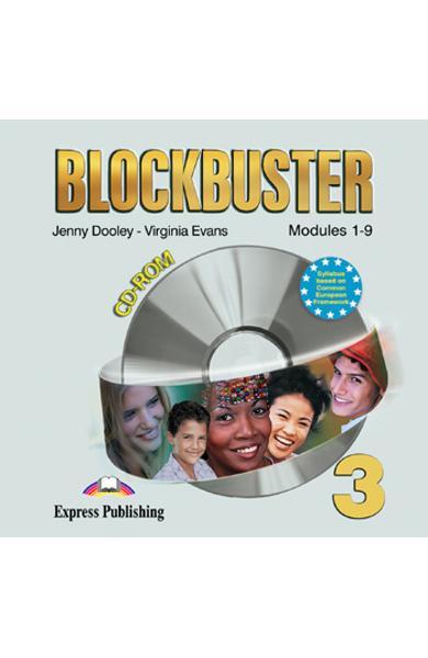 Curs limba engleză Blockbuster 3 CD-ROM