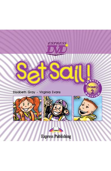 Curs limba engleză Set Sail 2 DVD